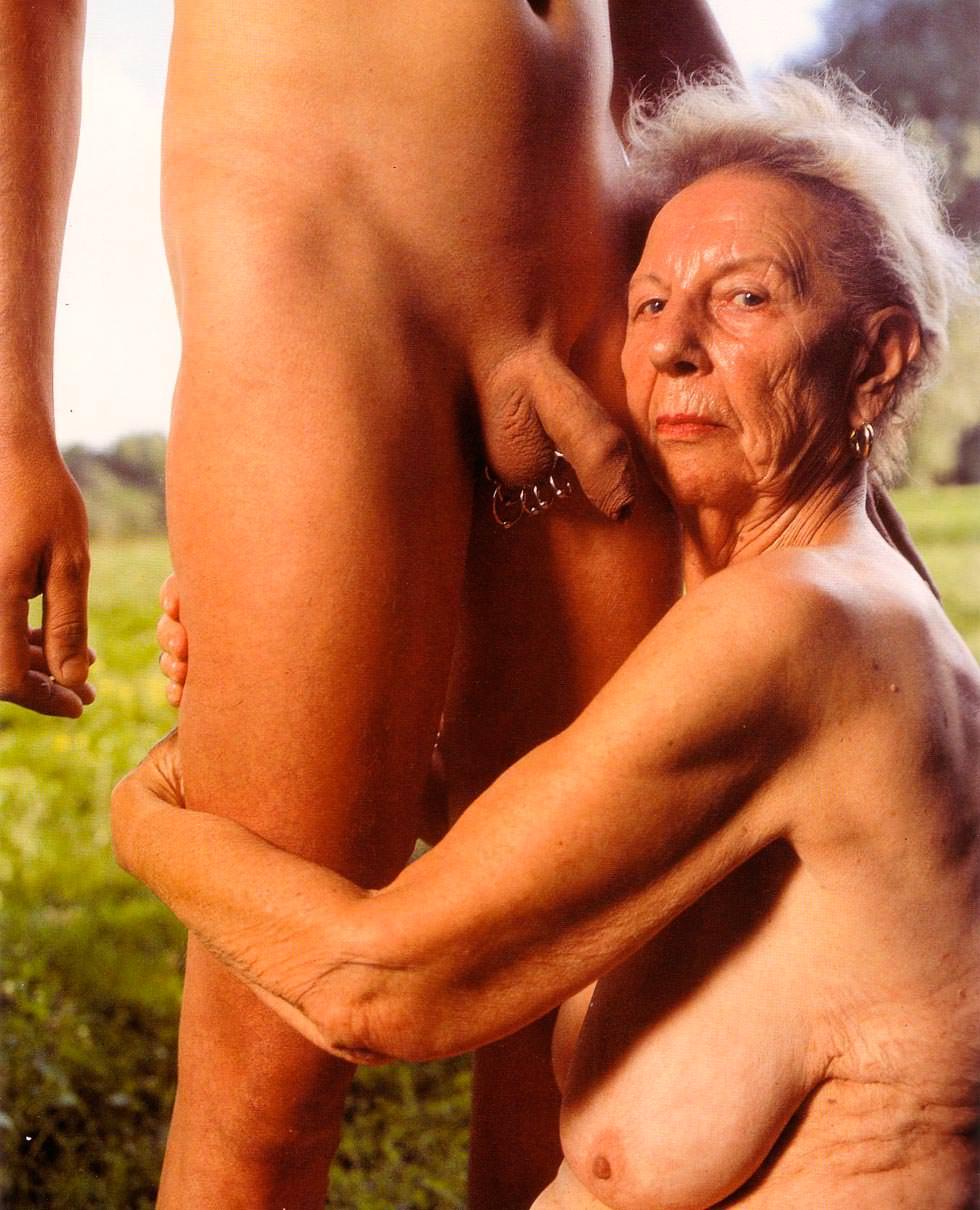 abuelita sexo