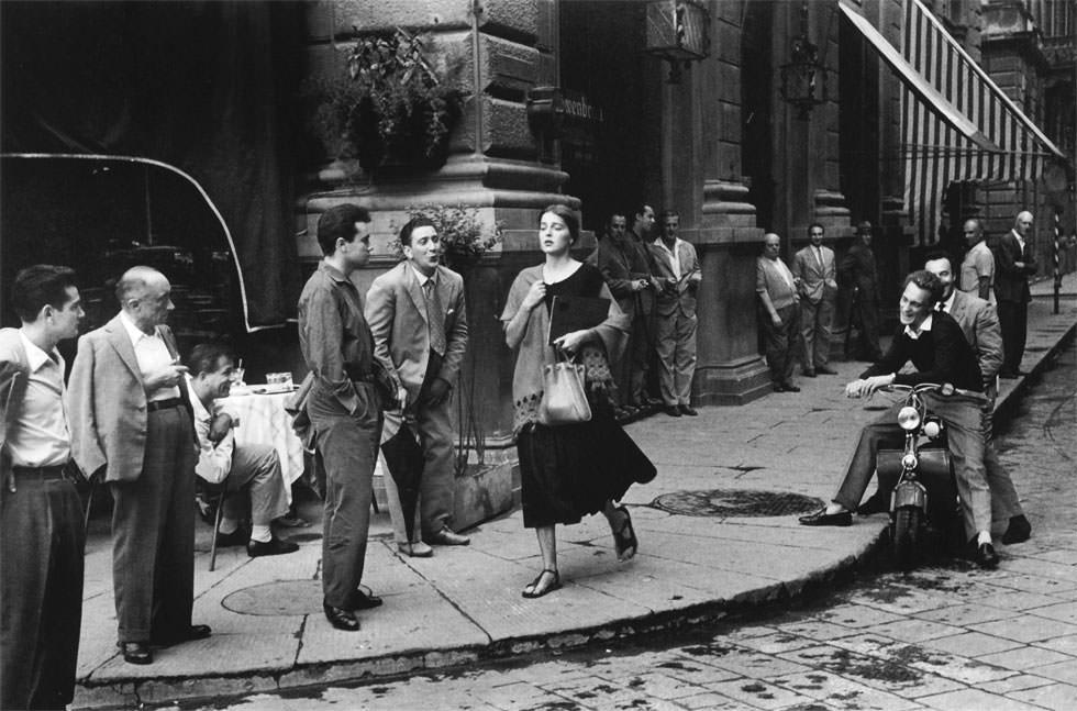 Una joven americana en Italia (1951)