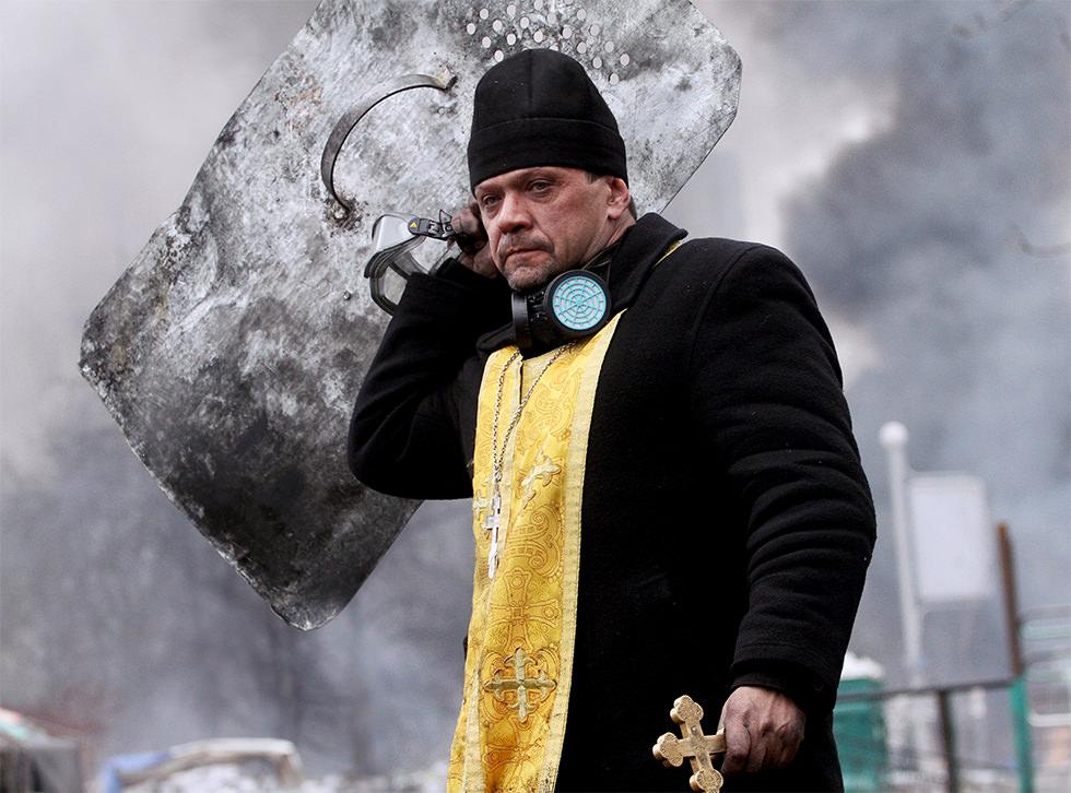 Ucrânia crise violencia igreja ortodoxa