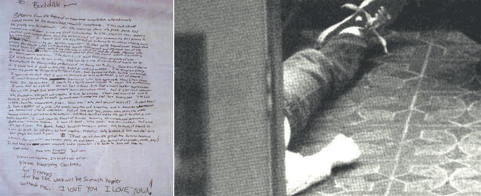 Kurt Cobain (20 de febrero 1967 – 5 de abril 1994)