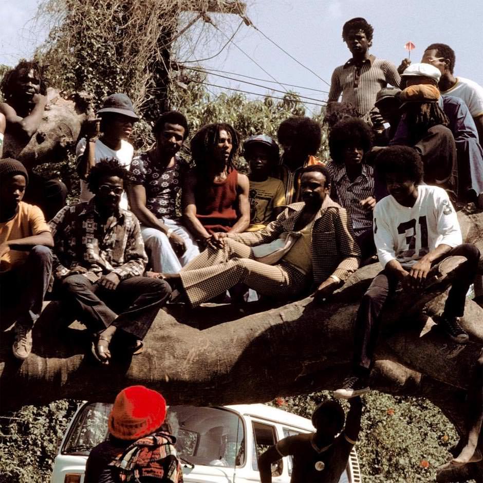 El encuentro entre Michael Jackson y Bob Marley