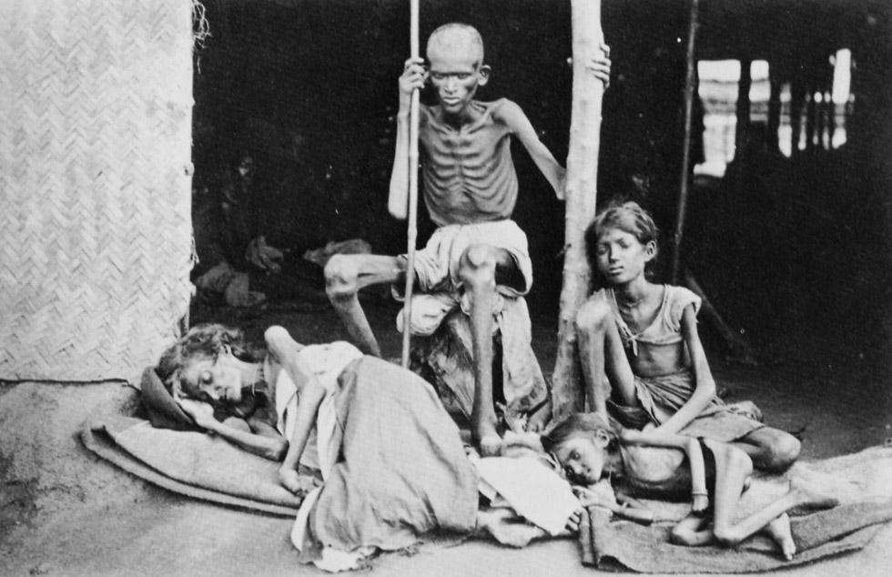 Una imagen contra el hambre
