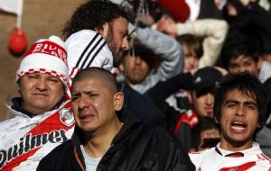 River Plate: un río de lágrimas