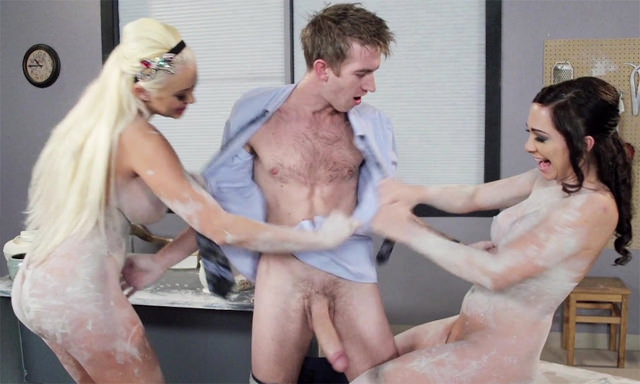 Matt hughes brazzers picture for mad