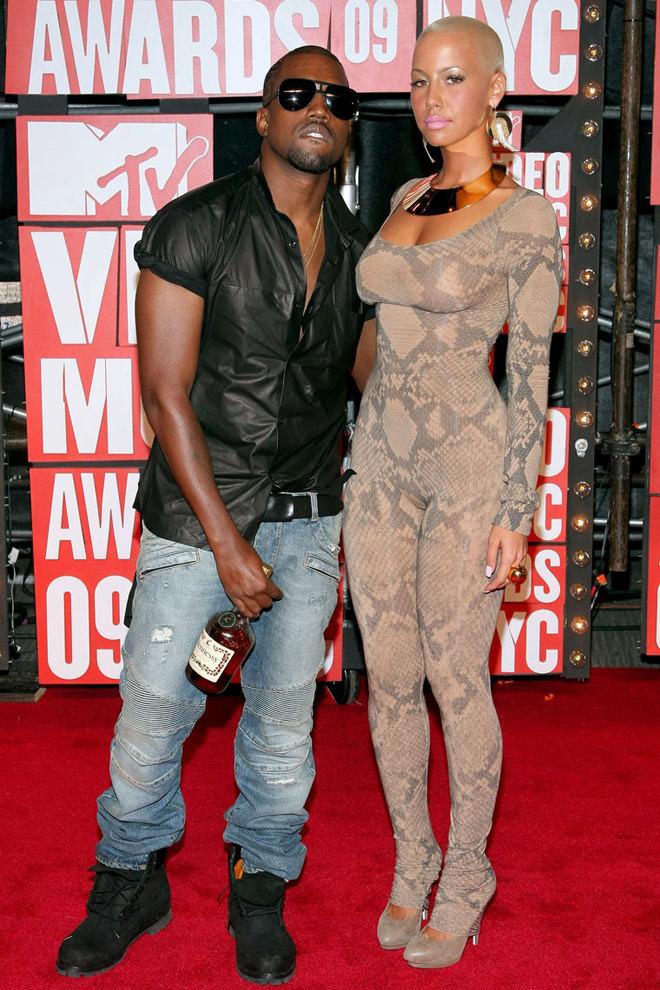 Amber Rose en los Premios MTV