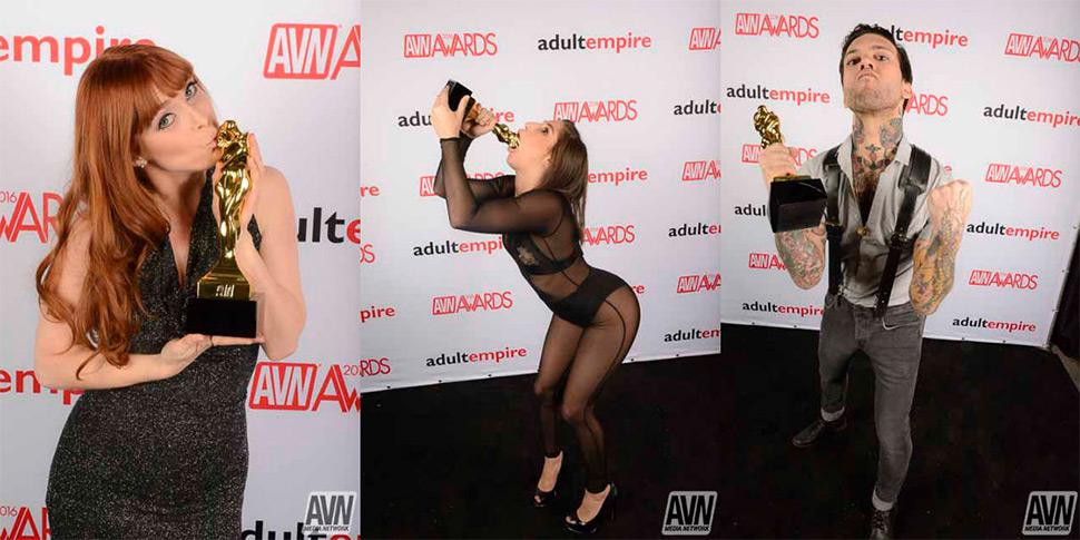 avn awards 2016 winners