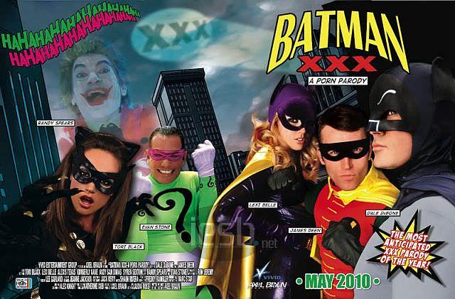 BatmanXXX