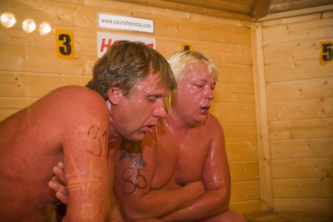 Campeonato Mundial de Sauna