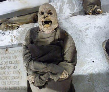 Cementerio de los Capuchinos