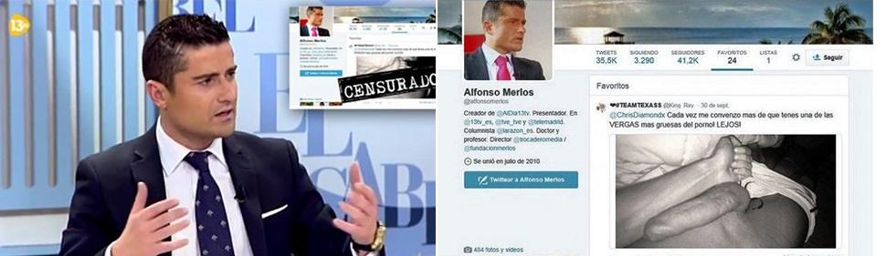 Alfonso Merlo pollón twitter