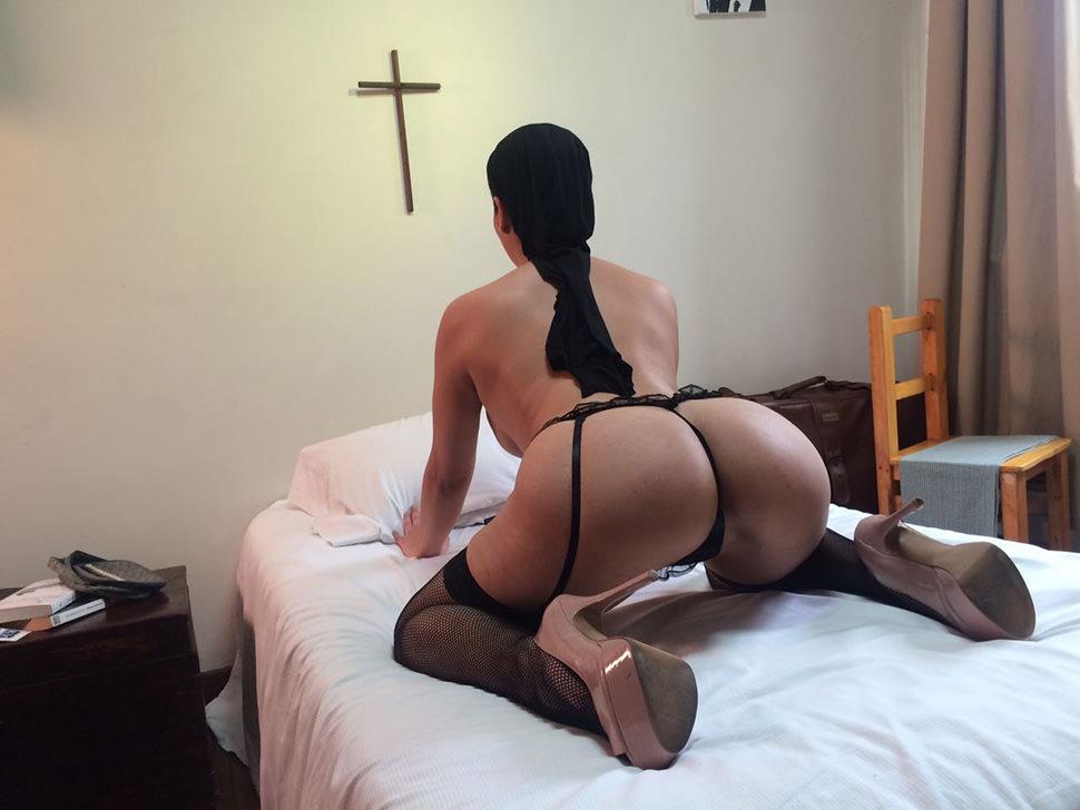 alejandra omana porno monja