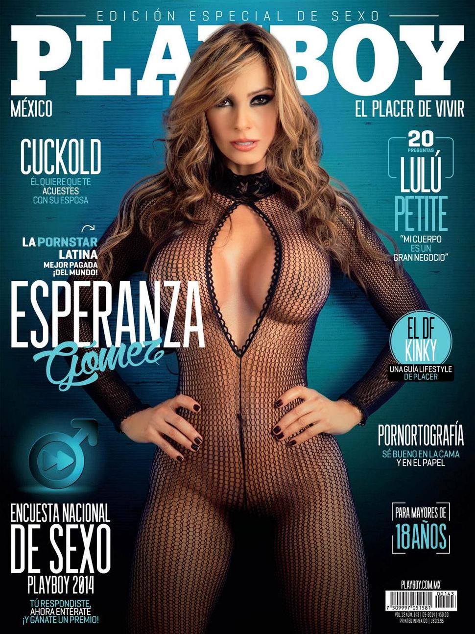 Mejor Playmate Del Mundo Porno entrevista a esperanza gómez – orgasmatrix