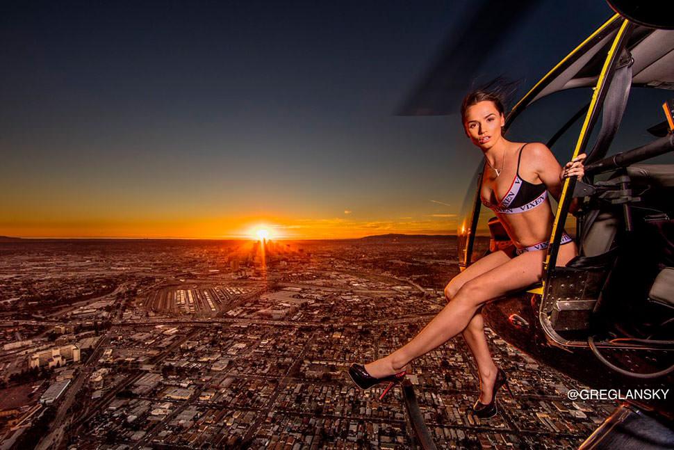 porno helicóptero Tori Black