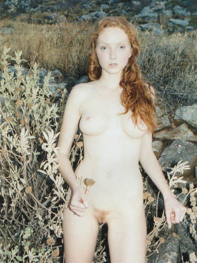 Lily Cole Desnuda Para La Revista Paradis Orgasmatrix