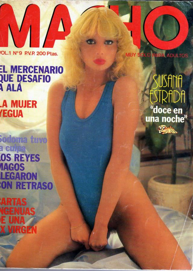 Revista macho
