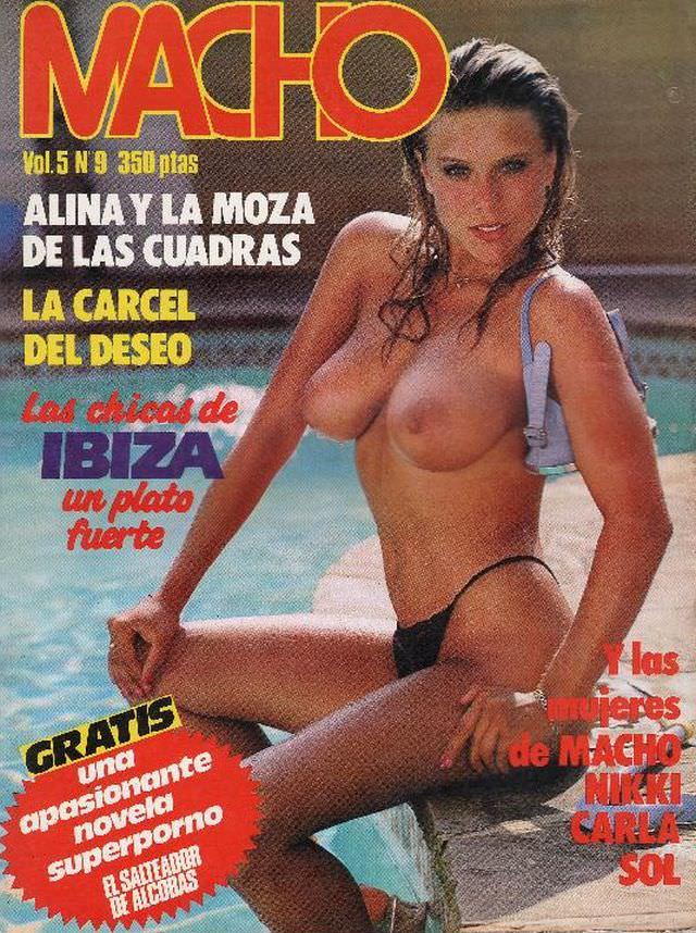 Revista erótica Macho