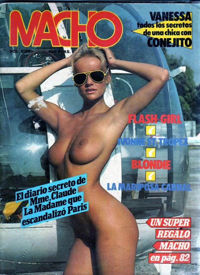 Revista macho