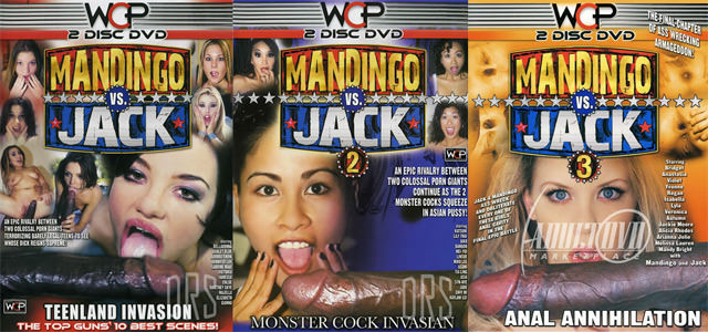 Mandingo vs Jack Napier