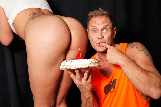 Nacho Vidal cumpleaños cumlouder