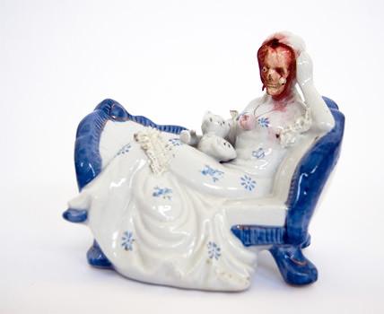 Porcelana gore