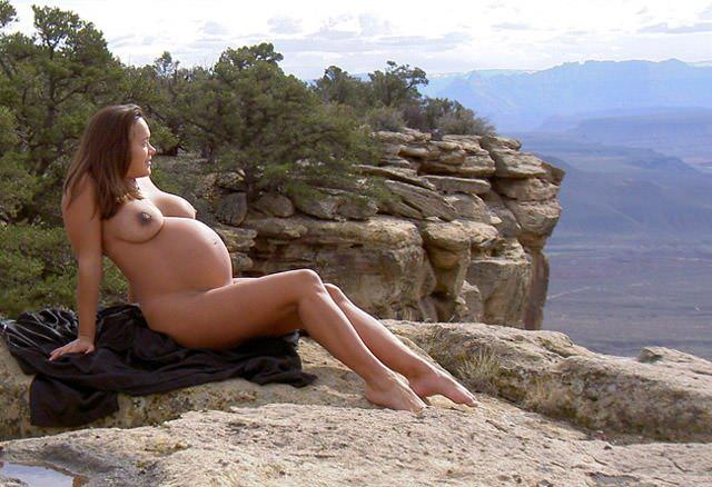 Asia Carrera embarazada