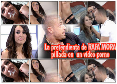El video porno de Rafa Mora y Noemi