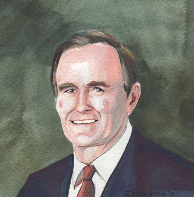George W Bush:Noticias, Fotos y Videos de -