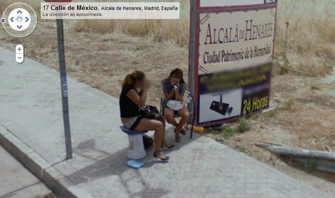 prostitutas street view contacto prostitutas