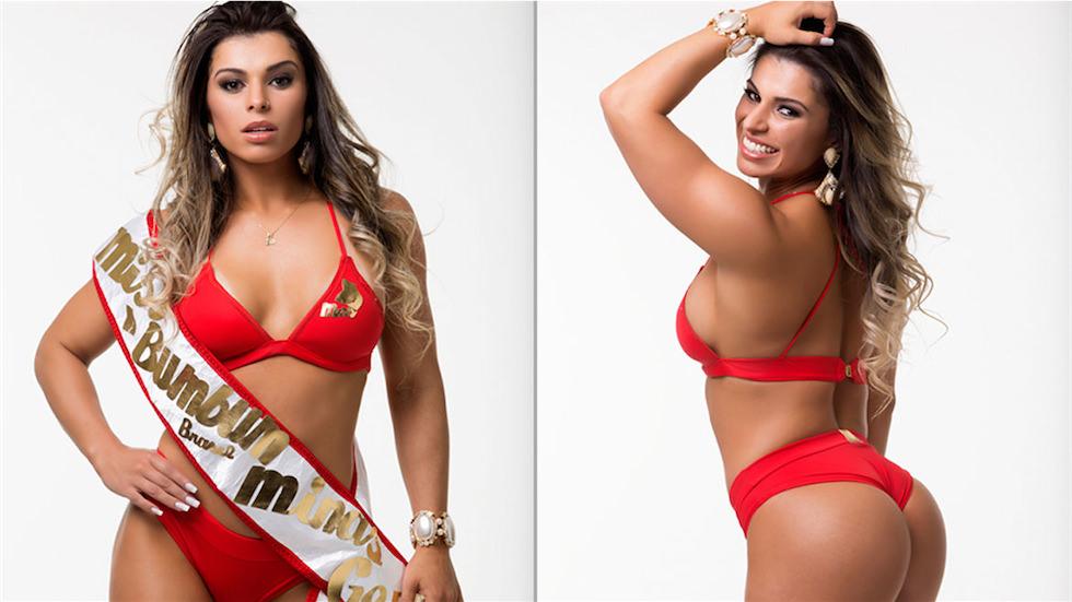 Miss Bumbum 2014 Minas Gerais - Mundo Nerd Info