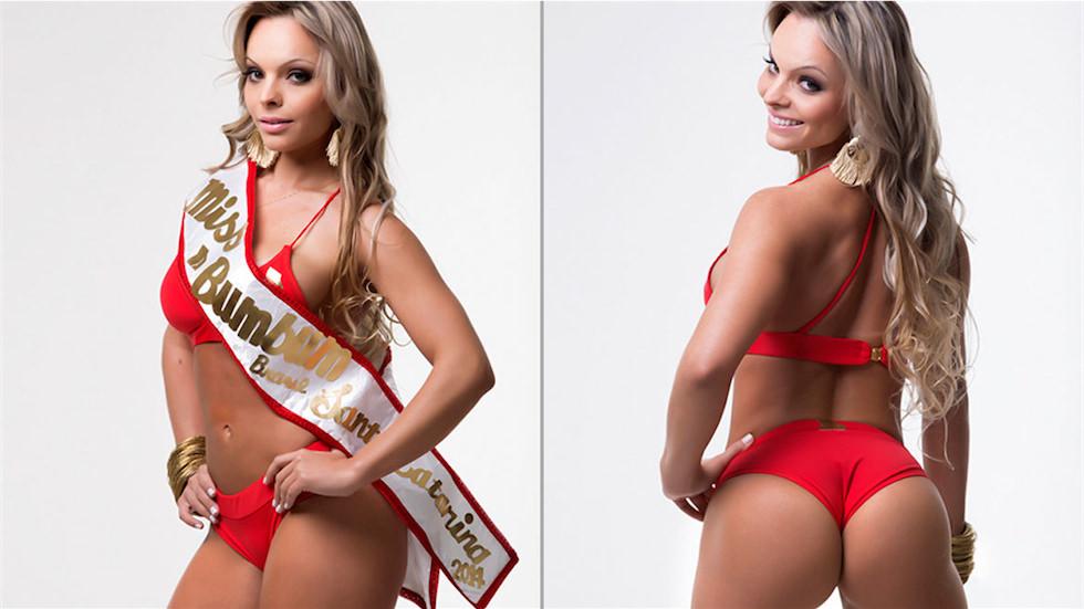 Miss Bumbum 2014 Santa Catarina - Mundo Nerd Info