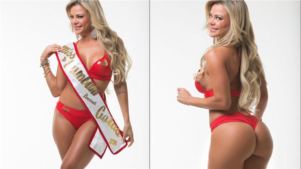 Miss Bumbum 2014 Goiás - Mundo Nerd Info