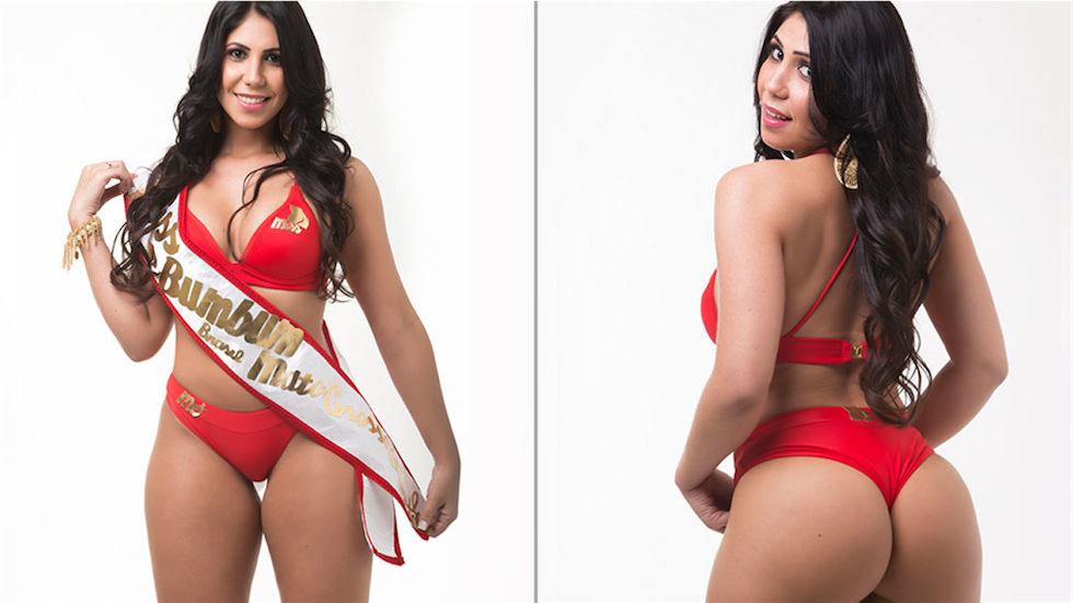 Miss Bumbum 2014 Mato Grosso do Sul - Mundo Nerd Info