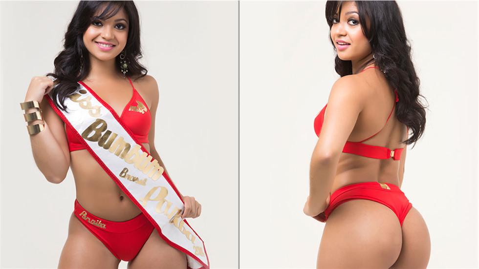 Miss Bumbum 2014 Paraíba - Mundo Nerd Info