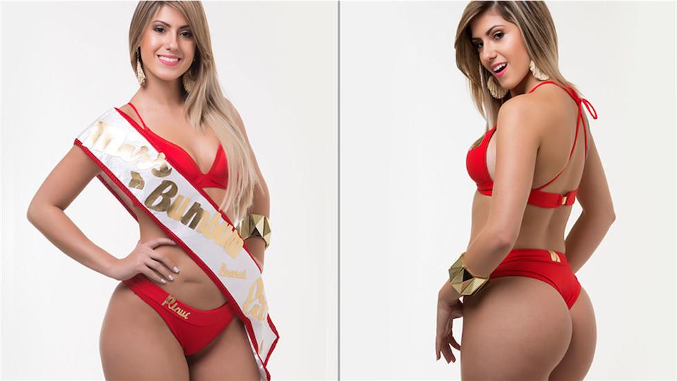 Miss Bumbum 2014 Piauí - Mundo Nerd Info