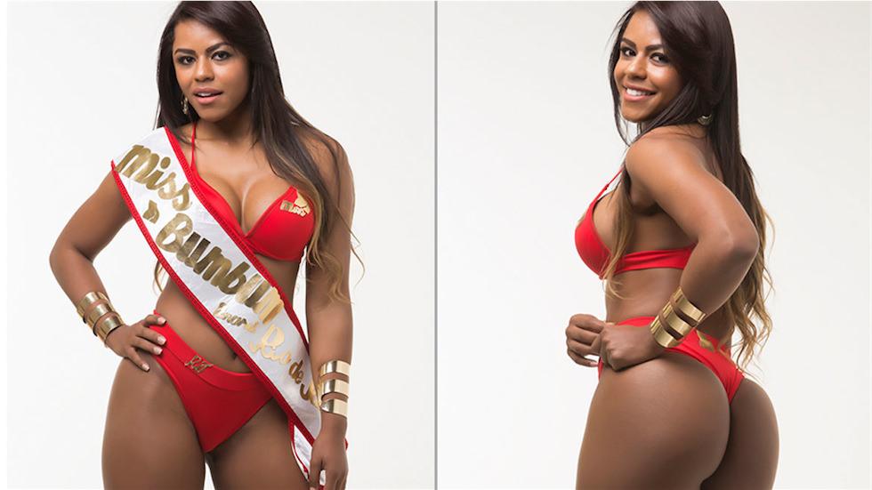 Miss Bumbum 2014 Rio de Janeiro - Mundo Nerd Info