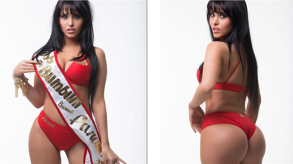 Miss Bumbum 2014 Paraná - Mundo Nerd Info