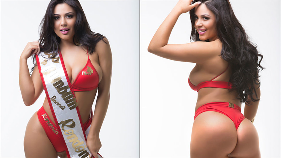 Miss Bumbum 2014 Rondônia - Mundo Nerd Info