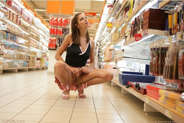 Milf de compras - 3 part 1