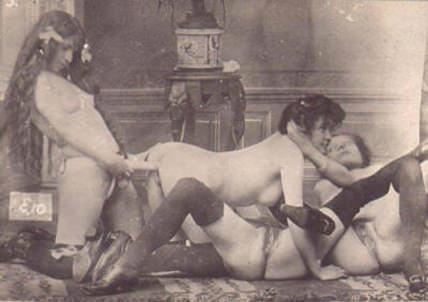 Man breast feeding on woman video