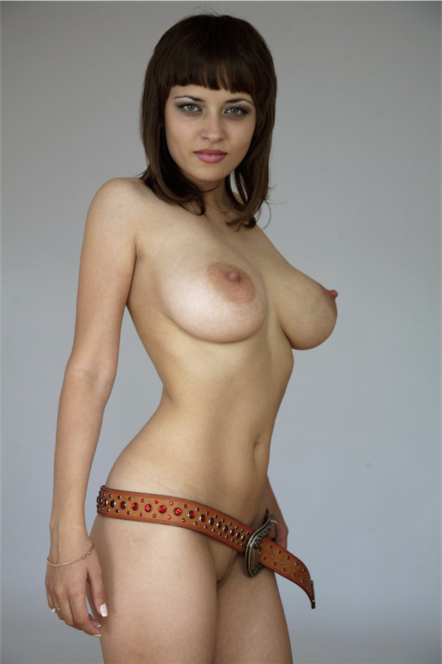 brunette nude Mike dawson