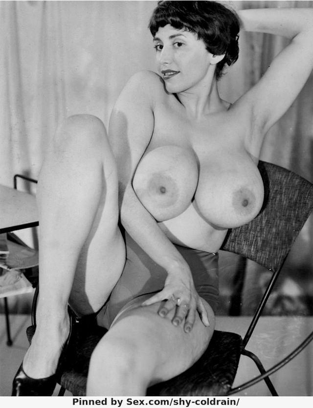 Vintage linda west model nude