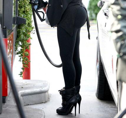Culo Kim Kardashian