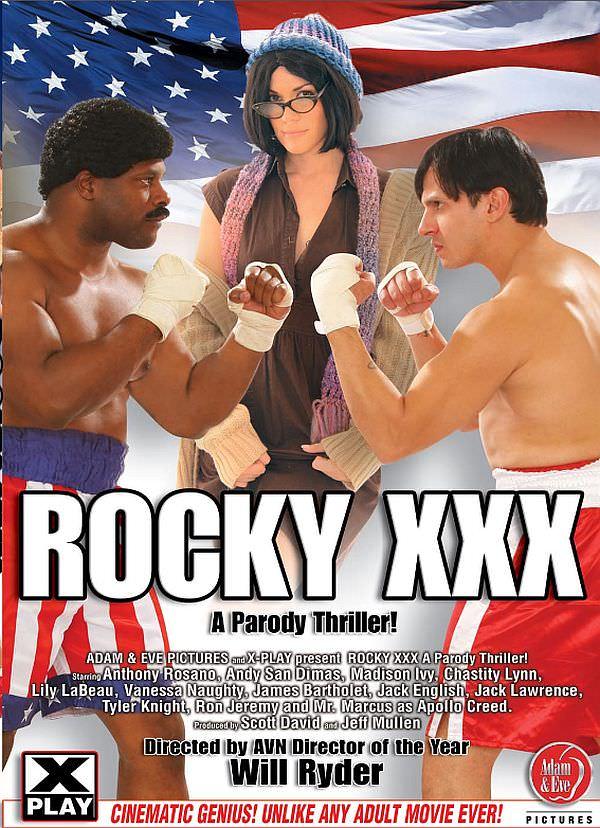 Rocky XXX Sitcums