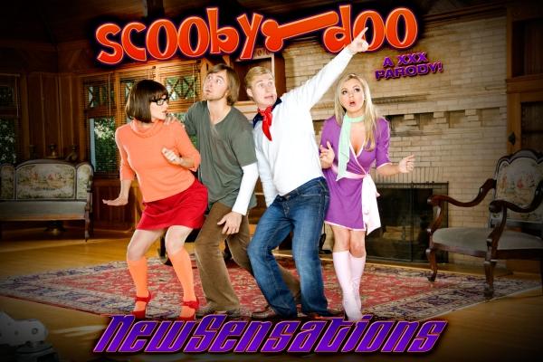 PornoParodia: Scooby Doo versión triple X