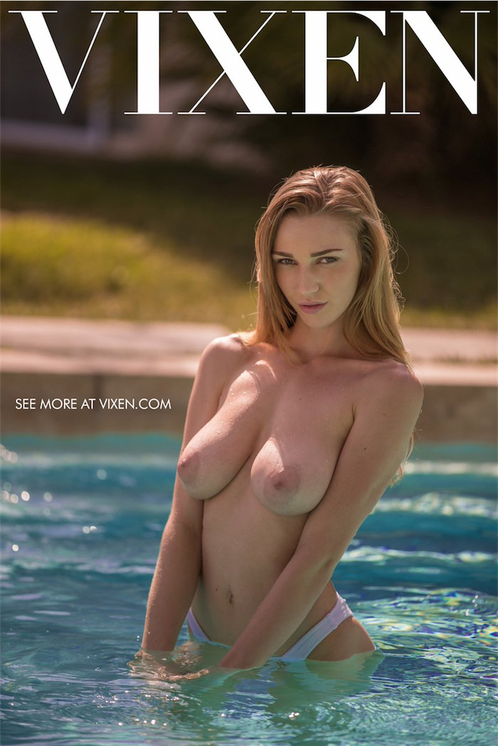 Vixen kendra sunderland and blair williams share a cock 2