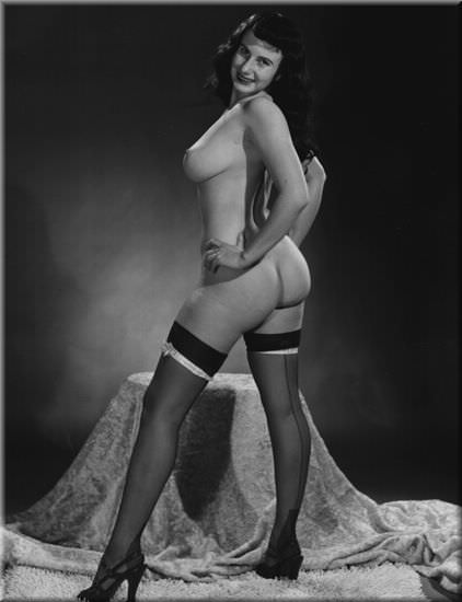 image Vintage debby westmore 1950039s nudist