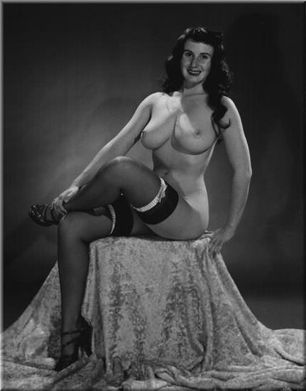 Vintage debby westmore 1950039s nudist 7