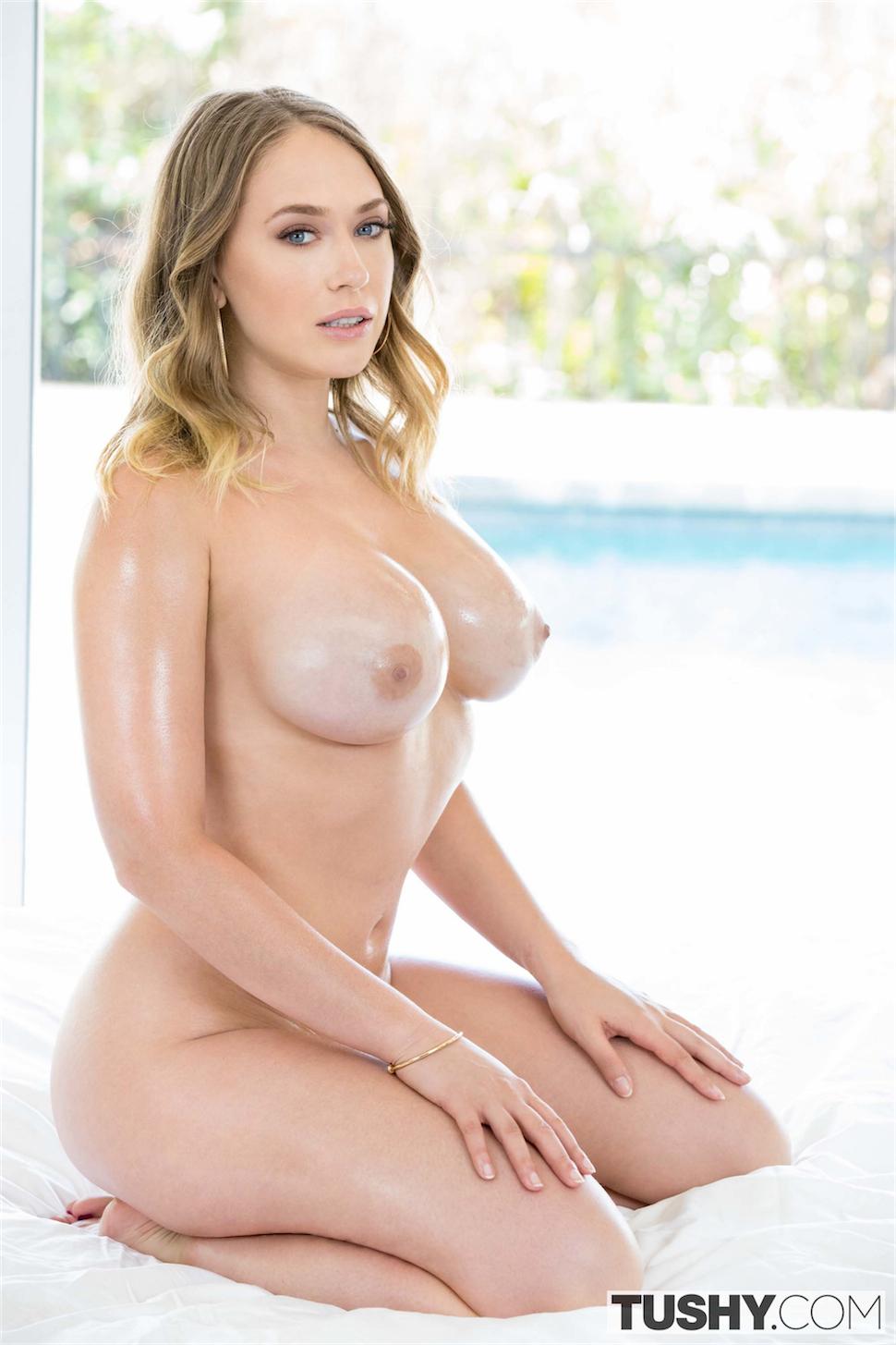 Kagney Linn Karter Debuta En Tushy  Orgasmatrix-5734