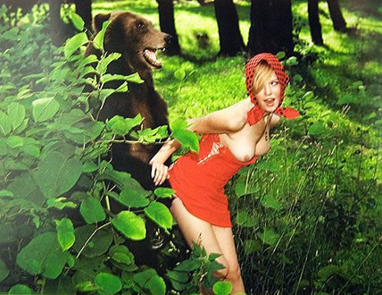 порно фото про машу и медведя