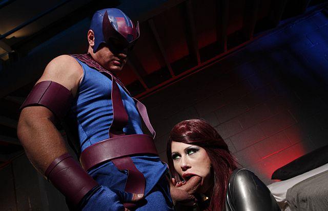 the avengers xxx a porn parody